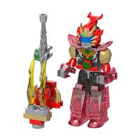 儿童积木玩具3-6周岁捕将战帅拼装10岁颗粒拼插组装铠甲勇士