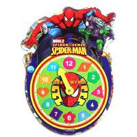 蜘蛛侠造型时钟:正义和胜利属于我们!