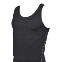 科比运动紧身背心男夏季跑步健身无袖T恤速干打底上衣透气坎肩