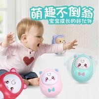 婴儿不倒翁玩具大号点头娃娃婴儿洗澡玩具0-1岁宝宝益智玩具