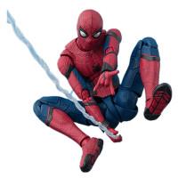 超凡蜘蛛侠3小虫英雄归来返校季模型玩具可动人偶 豪华版 带场景