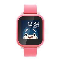 搜狗糖猫E2儿童电话手表学生gps定位智能防水多功能 红