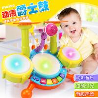 手拍鼓儿童音乐拍拍鼓宝宝0-1岁可充电婴儿玩具6-8-12九个月