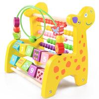 力积木婴儿童玩具1-2-3岁以上男孩子小女孩一周岁宝宝礼物