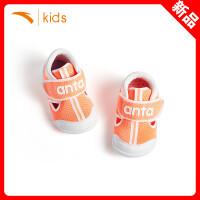 安踏童鞋 婴童学步鞋2019新款夏季宝宝运动鞋女童宝宝鞋32824051