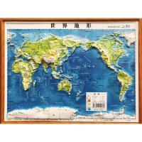 世界地形 山东省地图出版社