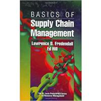 【预订】Basics of Supply Chain Management 9781574441208