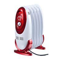家用办公客厅浴室2档电热小油汀取暖器 电暖器省电防水迷你油灯节能取暖