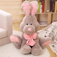 布娃娃公仔生日玩偶圣诞节礼物女生长耳朵兔毛绒玩具兔子