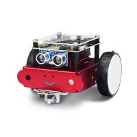 儿童智能可编程玩具机器人多功能电动拼装机器人diy套件