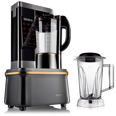 九阳 L18-YZ05 破壁料理机冷热全能持预约加热家用多功能真空破壁机