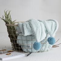 北欧小毯子办公室午休午睡毯沙发毯夏季空调盖毯绒毯毛毯单人加厚