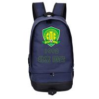 20180322232549700 中超足球北京国安运动双肩背包 球迷粉丝包 牛津布双肩包 定制款 均码