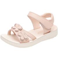 女童凉鞋儿童公主鞋女孩沙滩鞋子宝宝鞋中大童鞋