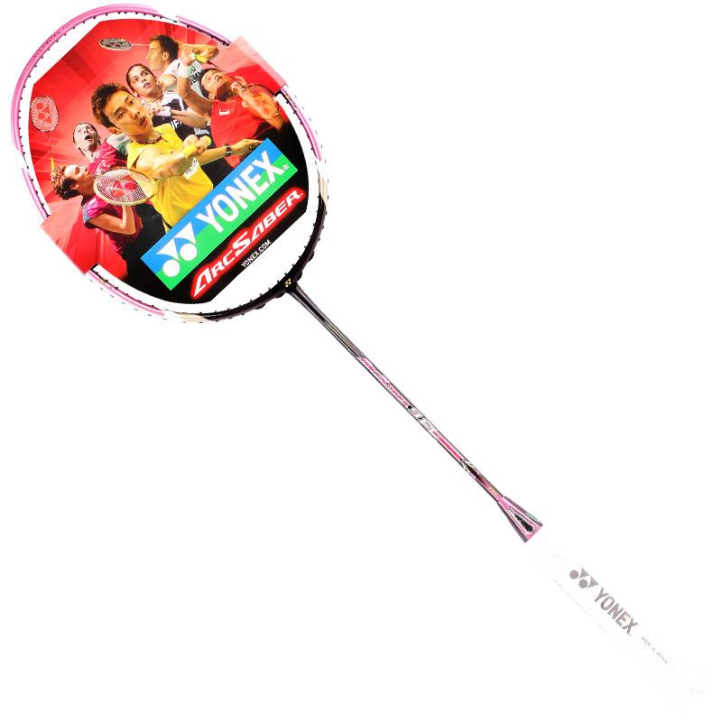 Yonex尤尼克斯羽毛球拍 新色女轻质羽球拍单拍弓箭系列 ARC9FL 高弹轻质碳素拍