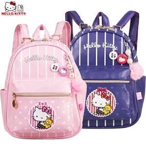 HelloKitty凯蒂猫小书包儿童卡通女生双肩背包书包时尚小包包DB87010
