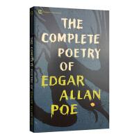 The Complete Poetry of Edgar Allan Poe 英文原版 埃德加 爱伦坡诗歌全集 钟声 乌