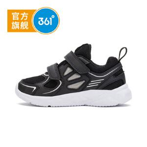 361° 361度童鞋 男童跑鞋2018秋季男童运动鞋儿童运动鞋N71814502