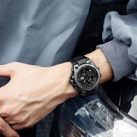 手表运动防水特种兵时尚多功能机械户外墨水屏方块 led电子表