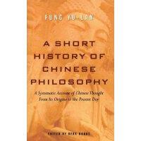 【现货】英文原版 冯友兰:中国哲学简史(中国哲学小史) A Short History of Chinese Phil