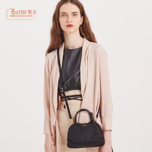 【可使用礼品卡】莱夫女包包2018新款百搭大气韩版斜挎包个性时尚单肩手提迷你小包