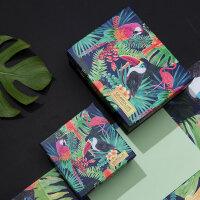 创意大号礼品盒长方形糖盒文艺小清新生日礼物盒回礼婚礼伴手礼盒 超