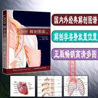 正版LWW解刨图谱经典解剖图谱表层纹理新反映解剖深度解剖学变异人体解剖彩色图谱全彩图人体断层解剖学图谱北京科技 书籍