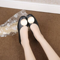 户外潮时尚单鞋气质百搭平底鞋韩版软底舒适女鞋