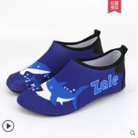 户外休闲鞋防滑ins同款沙滩鞋男童室内地板鞋中大童游泳鞋袜