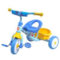 宝宝脚踏车2-3-5岁轻便自行车婴儿手推车遛娃神器三轮车