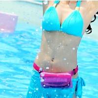 游泳防水包 游泳用品 游泳包 漂流冲浪浮潜水腰包泳衣/游装备