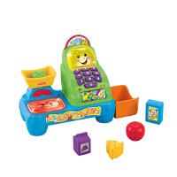 【当当自营】费雪 仿真收银台玩具 儿童过家家玩具欢乐学习收银机(英语)W9792