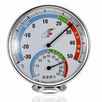 德福家用室内外温湿度计 TH101B温度计
