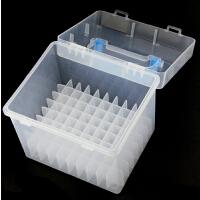 马克笔笔盒 60只装透明塑料笔盒可装TOUCH/法卡勒 凡迪等马克笔