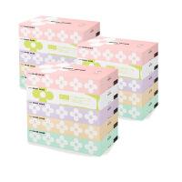 【网易考拉】nepia 妮飘 纯天然纸浆超柔软抽纸 160抽 共15小盒