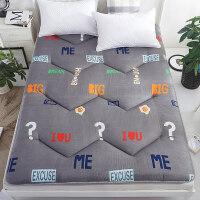 床垫软垫学生宿舍单人0.9m床褥子垫被1.2米加厚榻榻米床垫