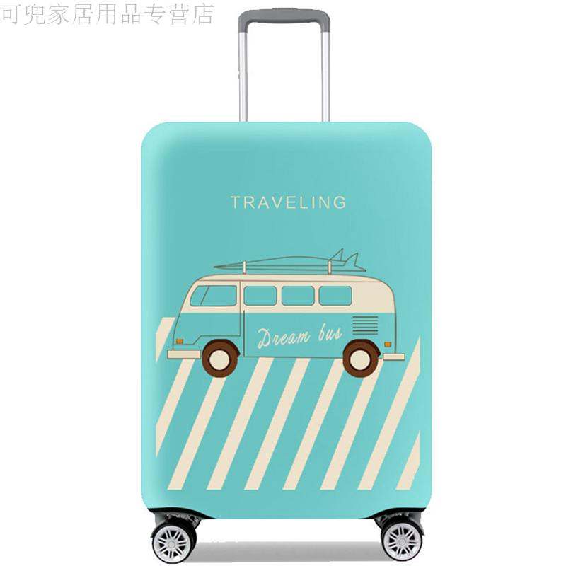 行李箱保护套旅行箱拉杆箱保护套24/28寸/30寸箱套旅行尘罩新款 发货周期:一般在付款后2-90天左右发货,具体发货时间请以与客服协商的时间为准