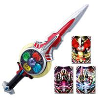 奥特曼变身器玩具 DX欧布圆环 圆锯长矛 圣剑中文版08678