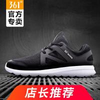 361度女鞋网面透气运动鞋秋季轻便休闲跑步鞋女减震旅游跑鞋