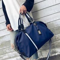 健身短途旅行包女手提大容量行李包出差旅游大包防水韩版潮男包