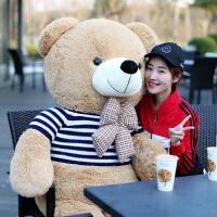 正版泰迪熊大熊毛绒玩具抱抱熊公仔布娃娃玩偶抱枕生日礼物送女生