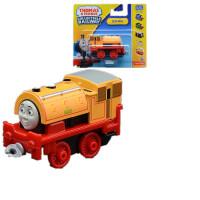 托马斯 合金小火车玩具 挂钩火车头托比斑什艾米莉维多 酒红色 比尔
