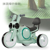 孩子王儿童电动车摩托车三轮车可坐人宝宝童车电瓶车玩具车童车