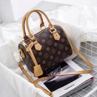 七夕礼物包包女2018新款枕头包欧美时尚波士顿包女士手提包单肩斜挎包女包