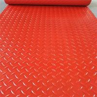 车间走廊过道耐磨地垫PVC阻燃防滑垫子 防水塑胶地毯满铺地板