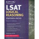KAPLAN LSAT LOGICAL REASONING STRATEGIES & TACTICS 英文原版