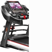 跑步机家用款健身房专用减肥迷你小型超静音家庭可折叠 1_升级版10.1寸彩屏 62cm跑台 多功能