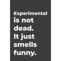 【预订】Experimental Is Not Dead: Blank lined music journal per