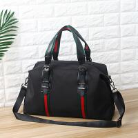 手提包男旅行健身包短途手提旅行包男士商务出差包行李包防水折叠行李袋旅游包旅行袋