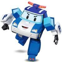 poli玩具警车套装大号男孩3-6岁